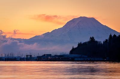Puget Sound photo locations