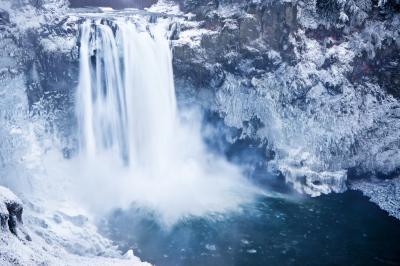 photography spots in King County - Snoqualmie Falls