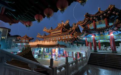 pictures of Kuala Lumpur - Thean Hou Temple