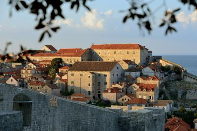 photos of Dubrovnik - Dubrovnik City Walls View