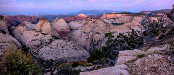 Utah instagram spots - The West Rim Trail