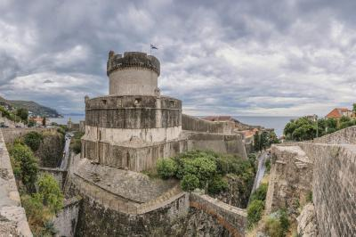 images of Dubrovnik - Dubrovnik City Walls View