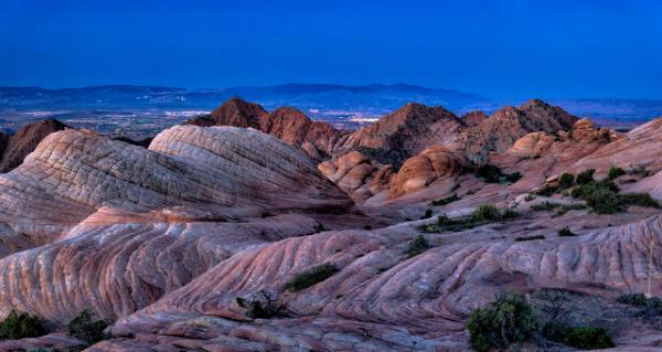 photography locations in Utah - Yant Flat