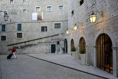 photos of Dubrovnik - St Dominic Street