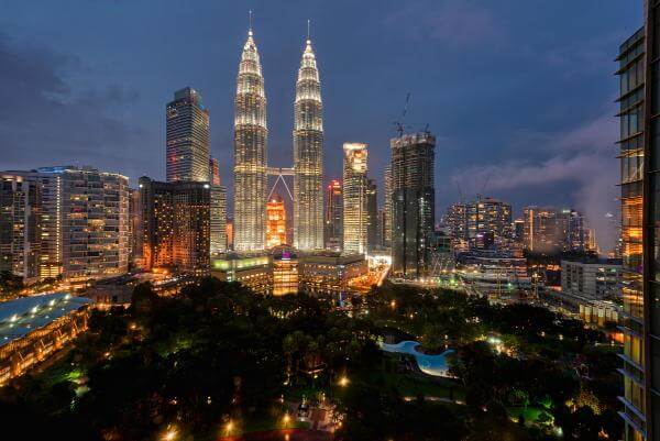 pictures of Kuala Lumpur - Traders Hotel