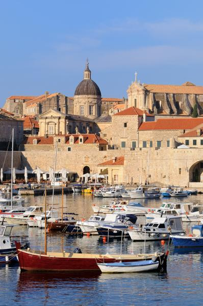 photos of Dubrovnik - Old Harbour View