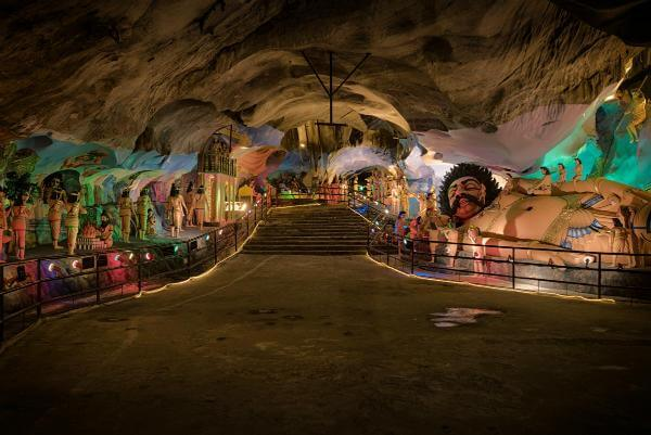 pictures of Kuala Lumpur - Ramayana Caves
