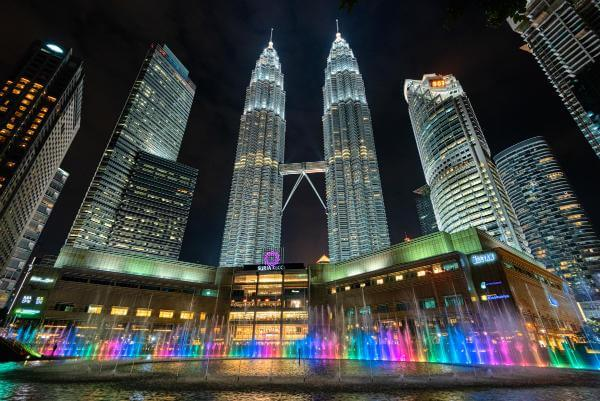 photo locations in Malaysia - Symphony Lake