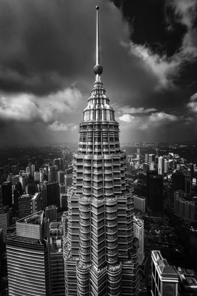 pictures of Kuala Lumpur - Petronas Towers