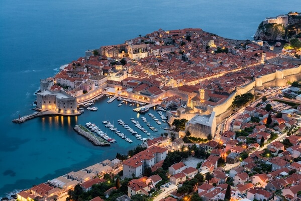most Instagrammable places in Dubrovnik