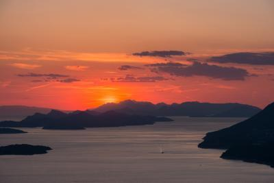 photos of Dubrovnik - Srđ Hill Sunset Spot