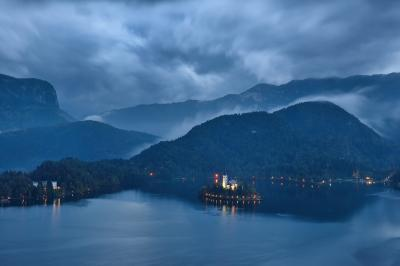 images of Lakes Bled & Bohinj - Bled Castle