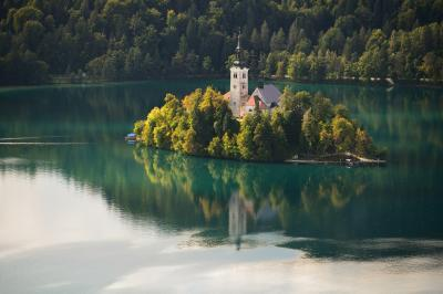 pictures of Lakes Bled & Bohinj - Bled Castle