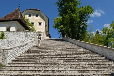 photography spots in Lakes Bled & Bohinj - Lake Bled Island