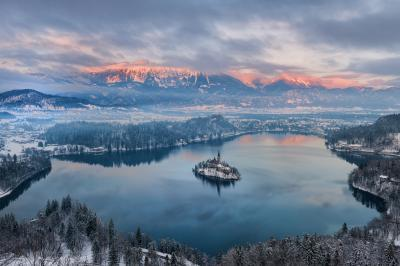 Lakes Bled & Bohinj photo spots