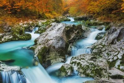 photo spots in Triglav National Park - Mostnica River