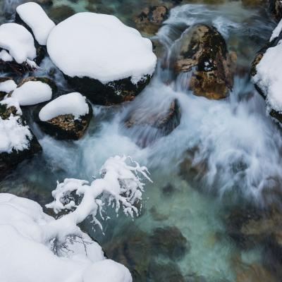 photos of Triglav National Park - Radovna river