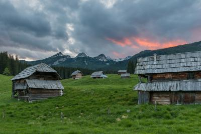 photos of Triglav National Park - Zajavornik Pasture