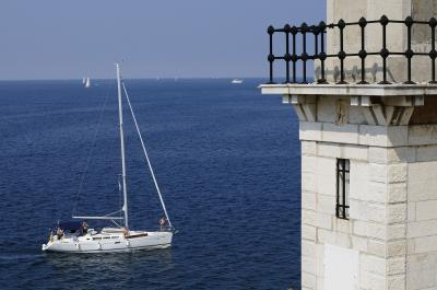 Rovinj Lighthouse Point
