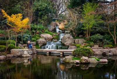 images of London - Holland Park