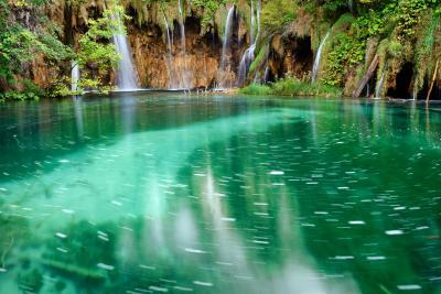 images of Plitvice Lakes NP - Amphiteather
