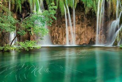 pictures of Plitvice Lakes NP - Amphiteather