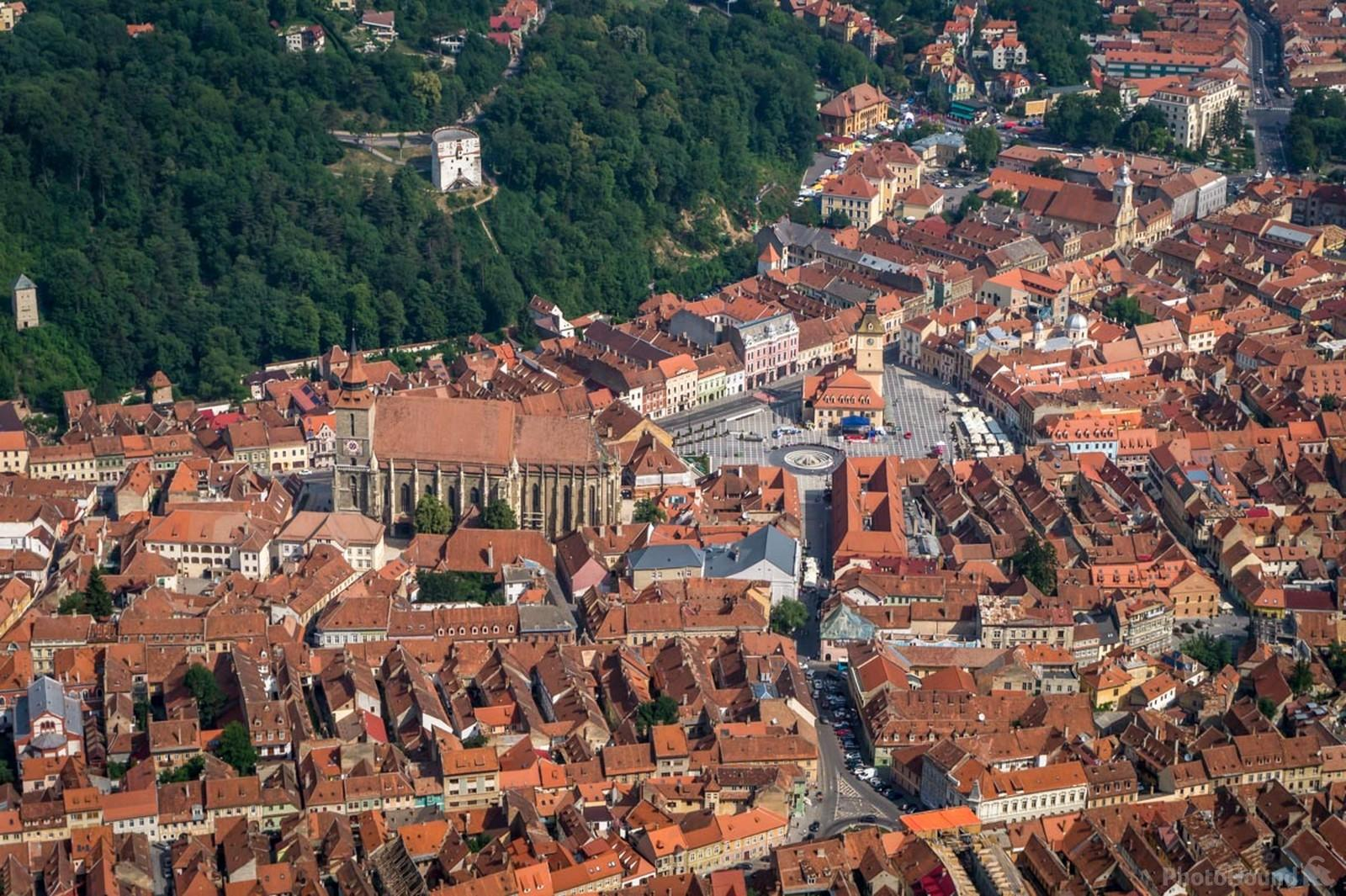Brasov is a lovely town in Transylvania, Romania. It was founded by the German colonists in the 13th century.