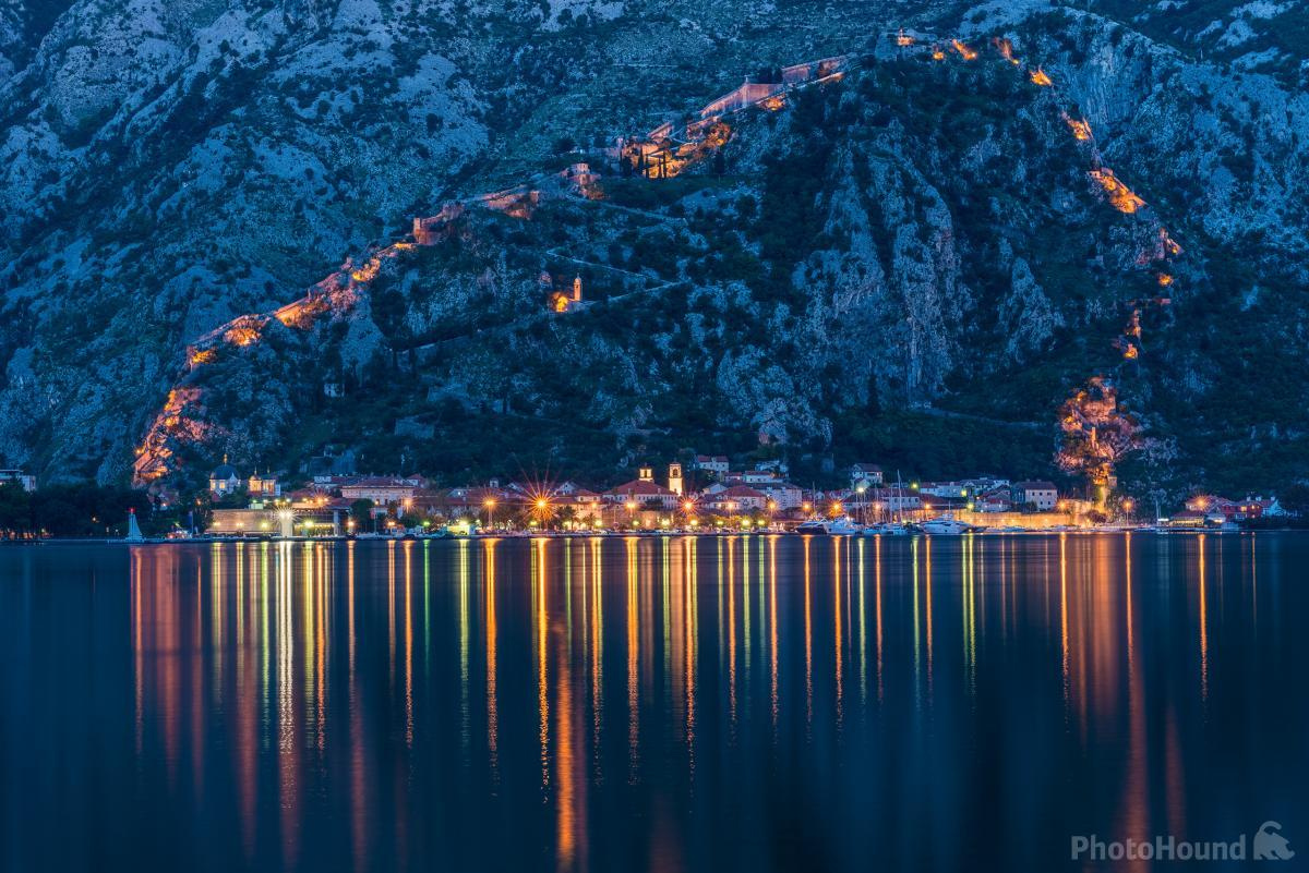 Night views on Kotor